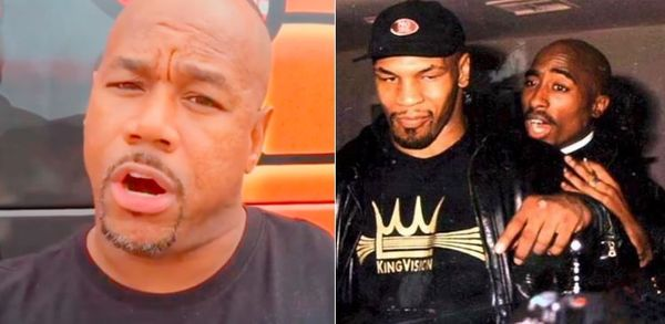Mike Tyson Confirms He Beat Wack 100 Because He Said Bad Things About 2Pac
