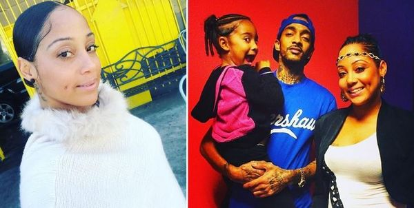 Nipsey Hussle's Baby Mama Accuses Nip's Sister of Stealing Their Daughter Emani