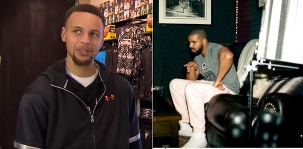 Steph Curry & Steve Kerr Weigh In On Drake's Courtside Antics