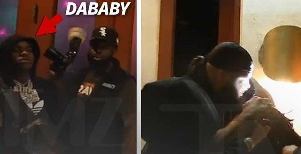 Watch DaBaby's Crew Beat the Crap Out Of Autographing Seeking fan
