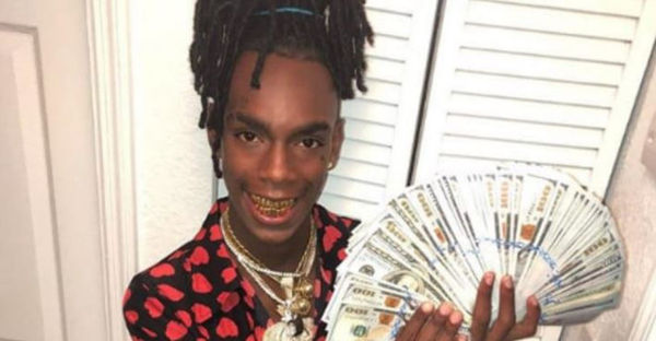 YNW Melly Clowns Around In New Prison Photos