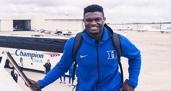 ESPN: Zion Williamson Could Go Back To Duke