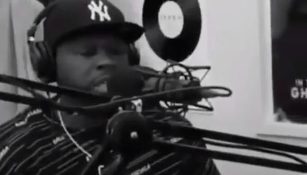 50 Cent Is Out To Prove He Still Has it In Freestyle