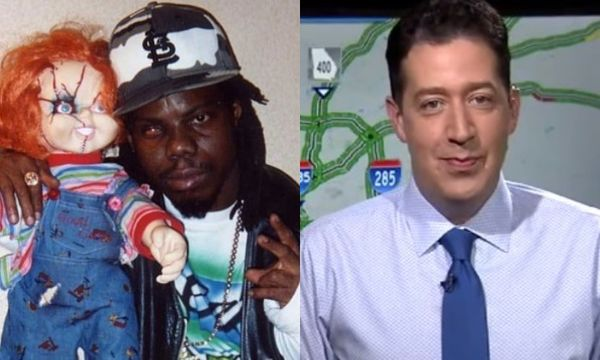 Bushwick Bill Honored By Atlanta Traffic Reporter On Air