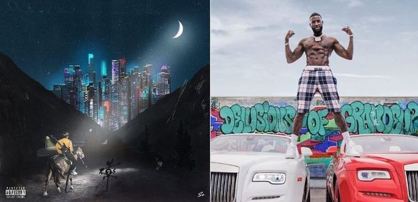 "First Week Projections For lil Nas X ""7"" & Gucci Mane's ""Delusions Of Grandeur"""