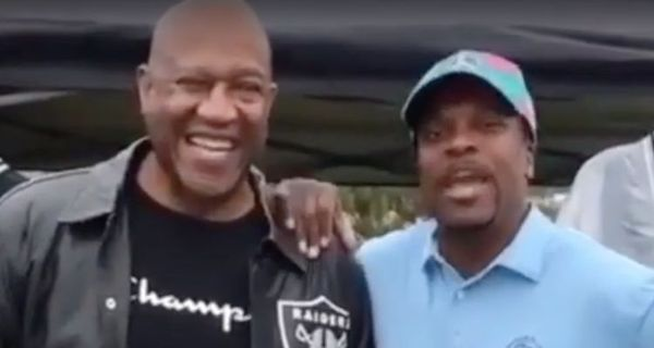 Chris Tucker Caught Deebo On The Golf Course