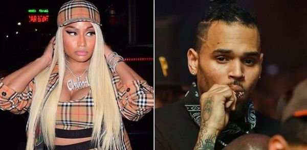 Did Chris Brown Just Remove Nicki Minaj From His Tour?