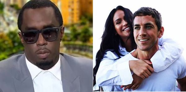Diddy Reacts To Cassie Getting Knocked Up By New Guy