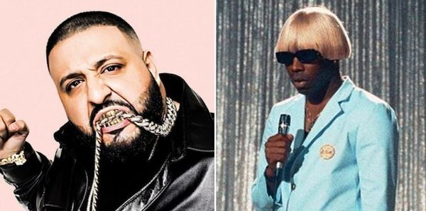 DJ Khaled Raged At Label Execs After Album Finished 2nd To Tyler, The Creator
