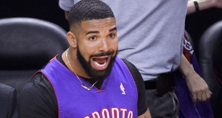 Drake Says He Will Drop New Music If The Raptors Win Tonight