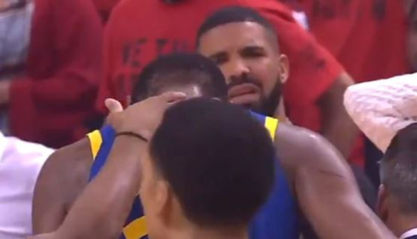 Drake Weighs In On Kevin Durant's Potentially Career Altering Injury