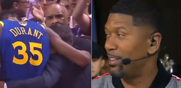 """Jalen Rose Calls Out Those Giving """"Phony"""" Support To Kevin Durant"""