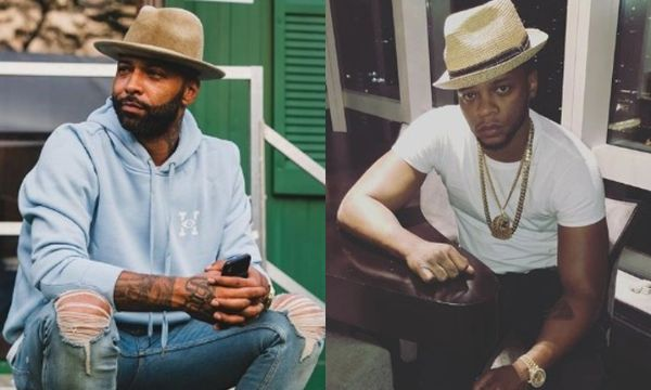 Joe Budden Accuses Papoose of Taking His Style