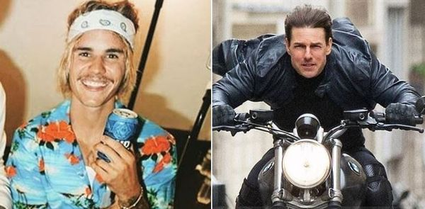 Justin Bieber Dares Tom Cruise To Fight Him