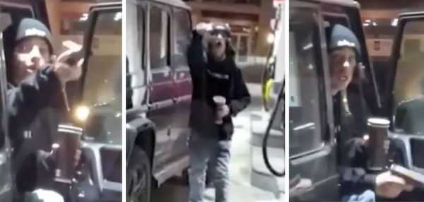 Lil Xan Pulls Gun During Gas Station Dispute Over 2Pac