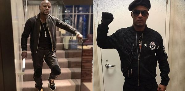 Report: T.I. Jumped Floyd Mayweather's DJ During BET Awards Weekend