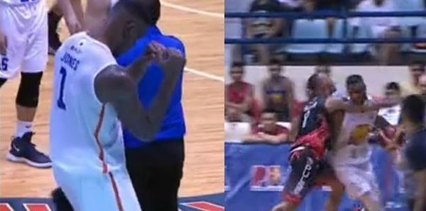 Terrance Jones Involved In Crazy Brawl in The Philippines