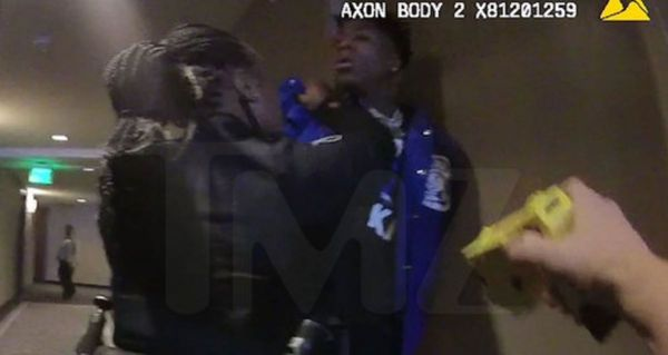 Watch NBA YoungBoy Get Tazer Pulled On Him By Police After Heated Exchange
