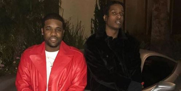 A$AP Ferg Asks For Prayers For A$AP Rocky, Who's In Solitary In Sweden