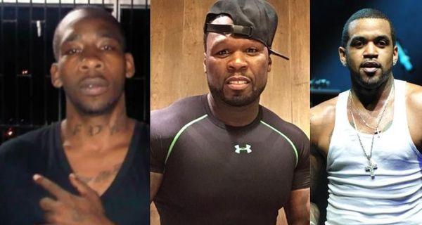 "Bang Em Smurf Says Lloyd Banks, Not 50 Cent, Wrote ""In Da Club"" Hook"