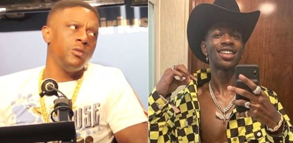 Boosie Badazz Reacts To Lil Nas X Coming Out As Gay
