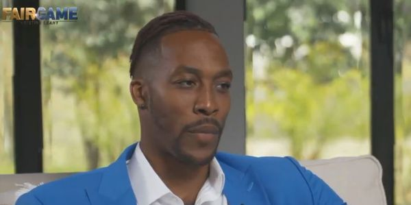 Dwight Howard Responds To Critic Who Said he Fell Off