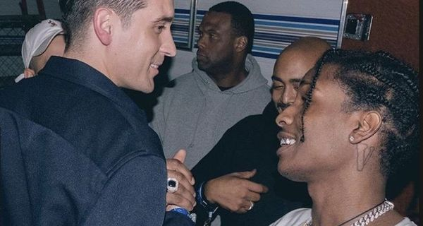 G Eazy Says A$AP Rocky Is Being Held In Sweden Due To Race