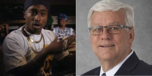Iowa DHS Director Fired Because He Stanned 2Pac Too Hard