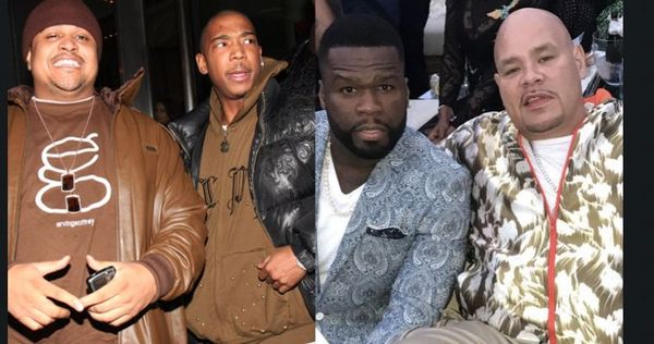 Irv Gotti Cussed Out Fat Joe For Trying To End 50 Cent & Ja Rule Beef