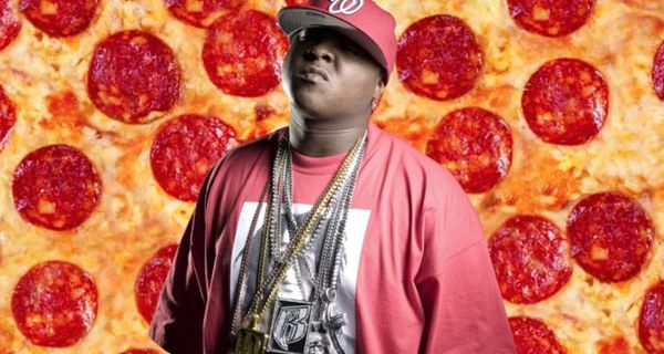 Jadakiss Orders His Pizza With Only The Crust