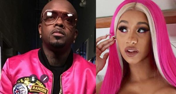 "Jermaine Dupri Says Female Rappers Today Are Like ""Strippers Rapping"", Cardi B Responds"