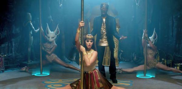 """Katy Perry & Juicy J Lose """"Dark Horse"""" Copyright Trial To """"Joyful Noise"""" Writers"""