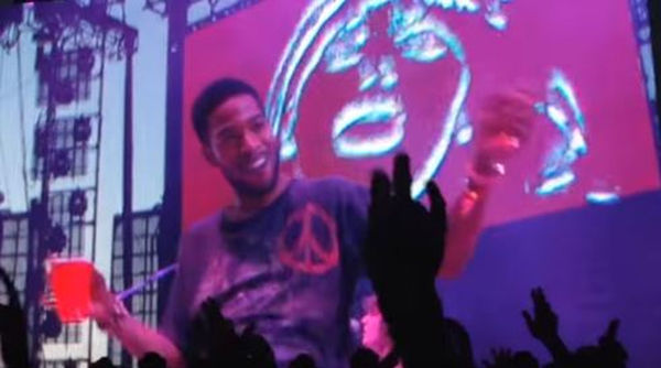 Kid Cudi Reminisces On A Time He Took At Acid At Coachella