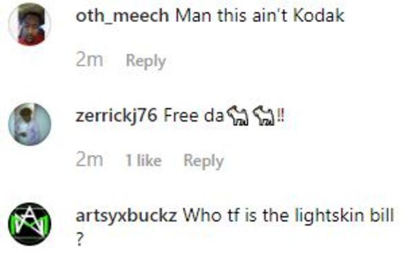 Kodak Black May Be A Clone Now Too
