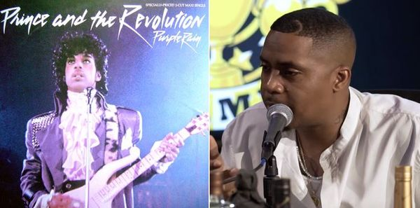 Nas Explains How Prince Shut Him Down For a Feature