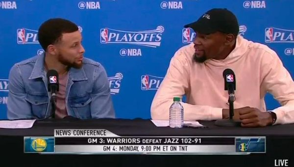 Steph Curry Finally Comments On Kevin Durant Leaving Town