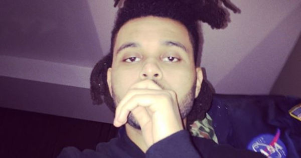 The Weeknd Is Making His Movie Debut With Some Unusual Co-Stars