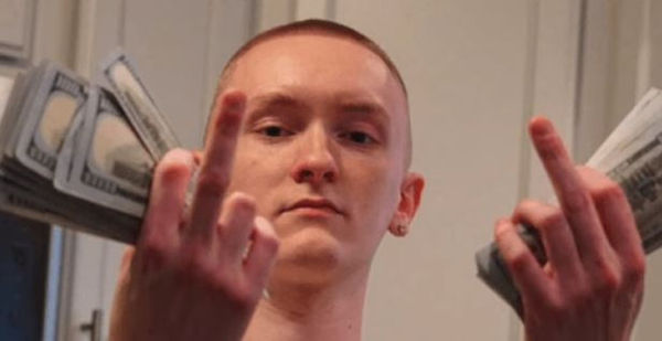 Watch Slim Jesus Flex A Whole Bunch Of Cash