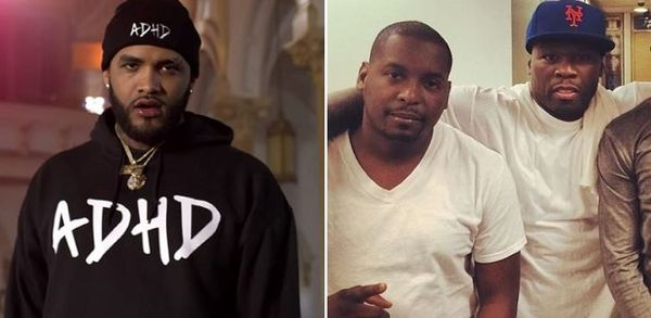 50 Cent Jumps Into Joyner Lucas Sha Money XL Beef