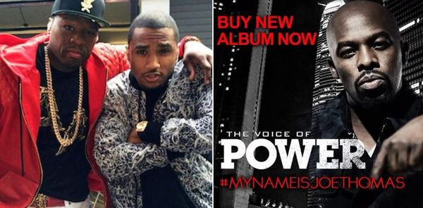 50 Cent Replaced Joe With Trey Songz On 'Power' Theme Song & Twitter Isn't Happy