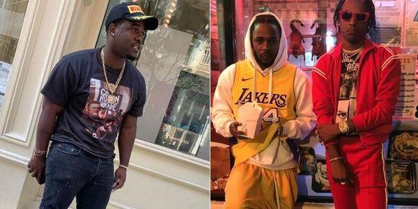 """A$AP Ferg Says Kendrick Lamar Kicked Him Off Rich The Kid's """"New Freezer"""""""