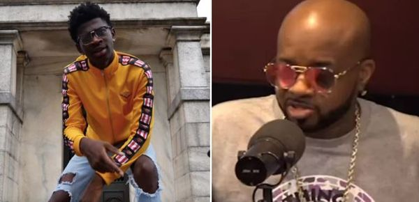 Angry Jermaine Dupri Boots Lil Nas X From the Table
