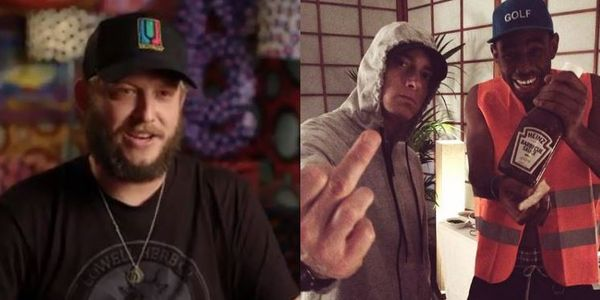 Bon Iver's Justin Vernon Admits He Botched Eminem/Tyler, The Creator Situation