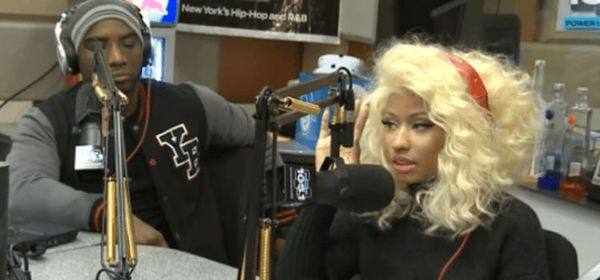 Charlamagne Reacts To Nicki Minaj Saying He Drives The Nicki Hate Train