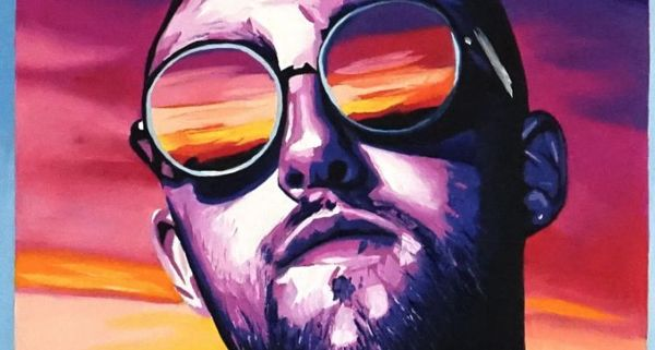 [Contest] Win A 16x20 Mac Miller Canvas
