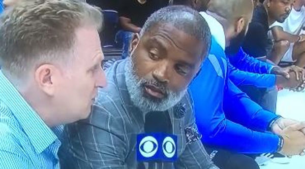 Cuttino Mobley Threatens To Beat Michael Rapaport On Live TV