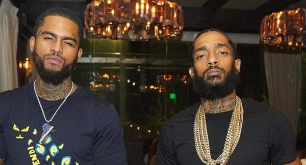 Dave East Said He was Working On a Joint Project With Nipsey Hussle