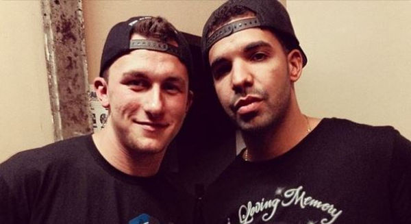 "Drake's Re-Release Of ""Draft Day"" Results In Mockery Of Johnny Manziel & Andrew Wiggins"
