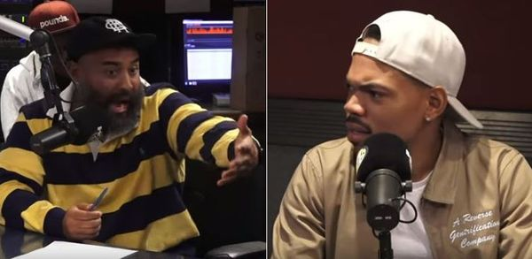 Ebro Stuns Chance The Rapper When He Leaves Him Off Top 50 List