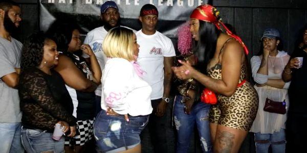 Watch Female Rap Battler Leak Nude Of Opponent During The Battle